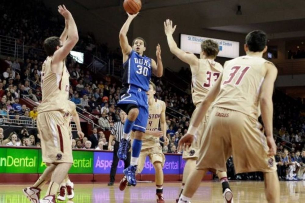 NCAA: Στο… τσακ το Ντιουκ (videos)