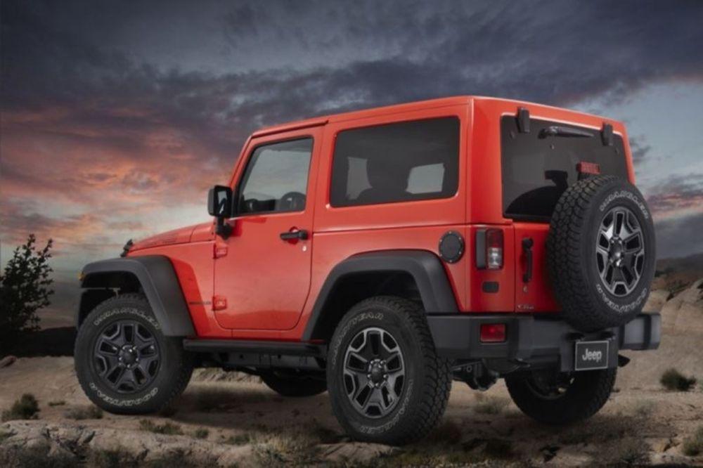 Ντεμπούτο στην Ιταλία για το Jeep Wrangler Moab
