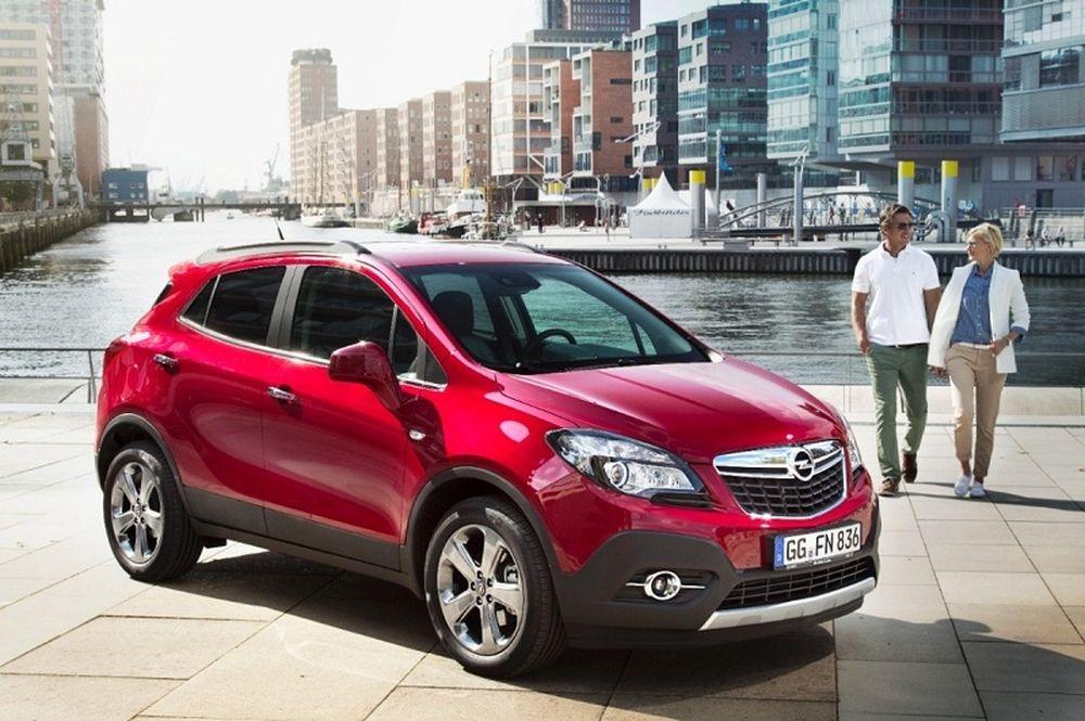 Πάνω από 80.000 παραγγελίες Opel Mokka