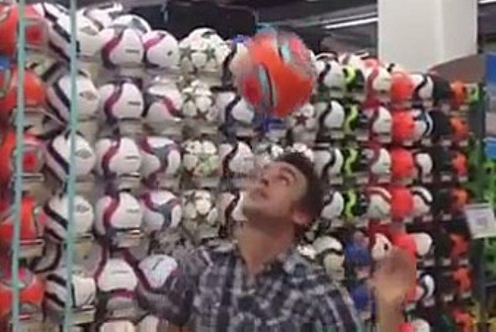 Φεράρι: Άσος στις... κεφαλιές ο Αλόνσο! (video)