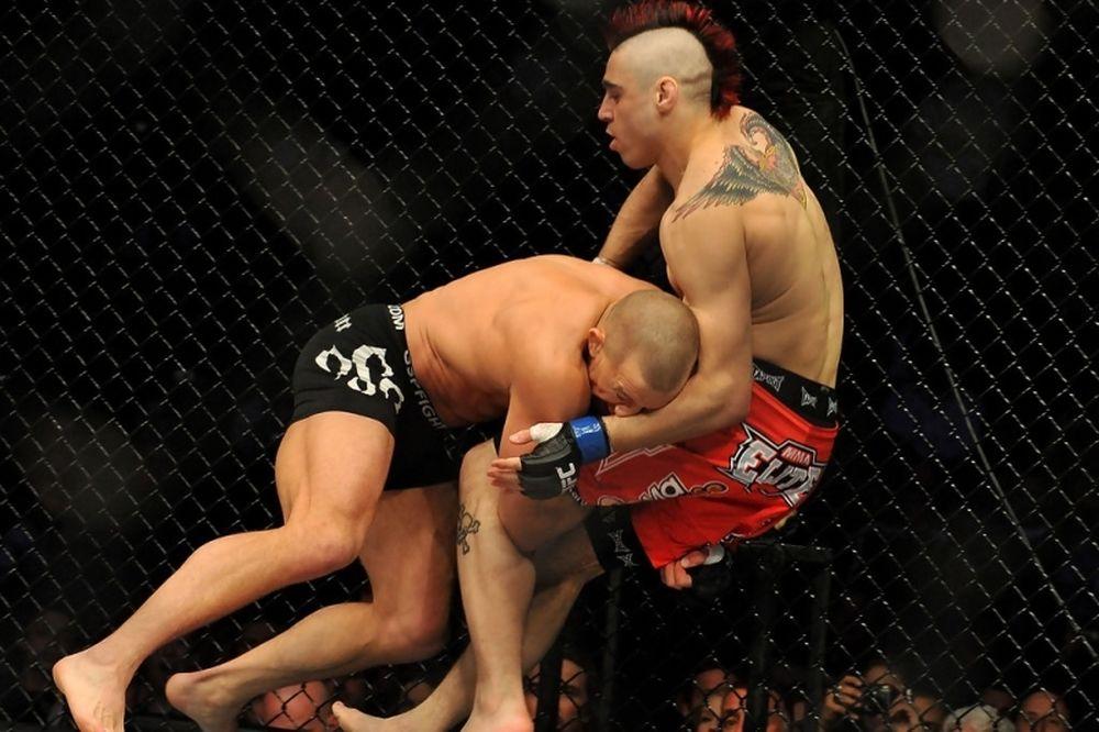 UFC: Κοντά στην αποχώρηση ο Dan Hardy