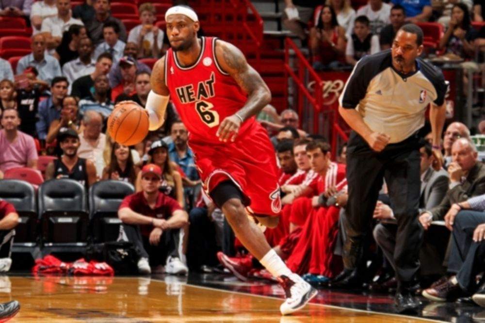 NBA: Νέα βραδιά… Λεμπρόν