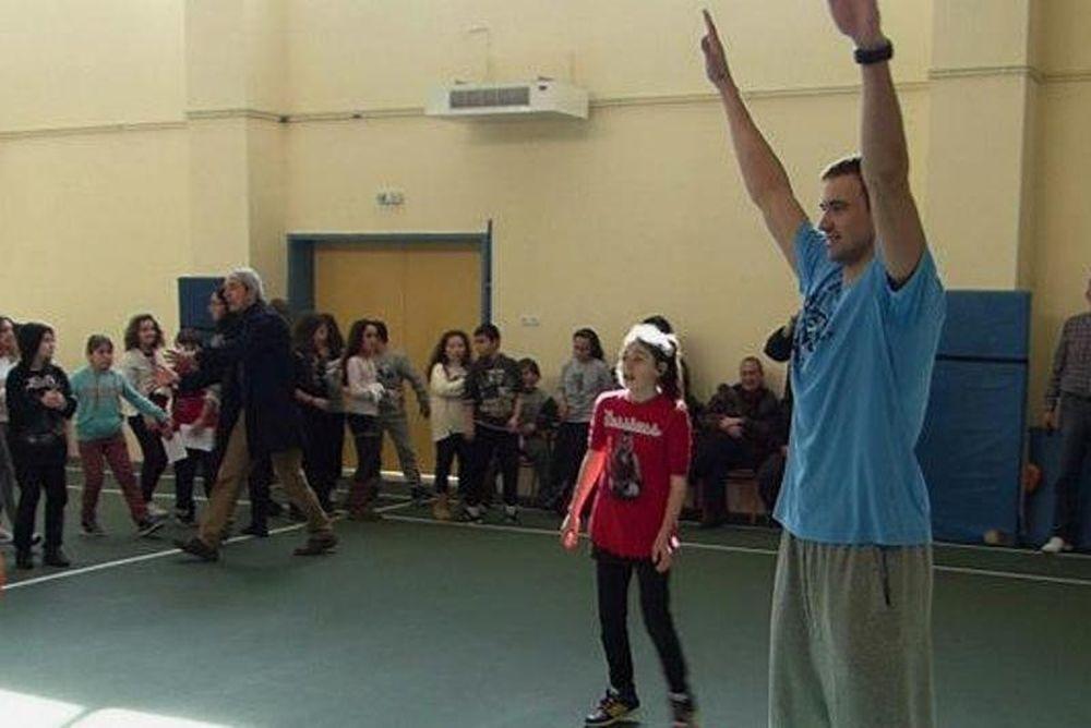 Καβάλα: Στο 2ο Δημοτικό Σχολείο (video+photos)