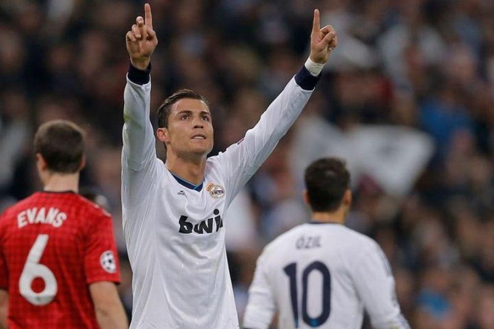 Ρονάλντο: «Νίκη στην Αγγλία»
