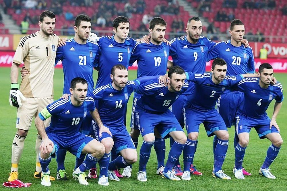 Σταθερά στην 11η θέση η Εθνική Ελλάδας