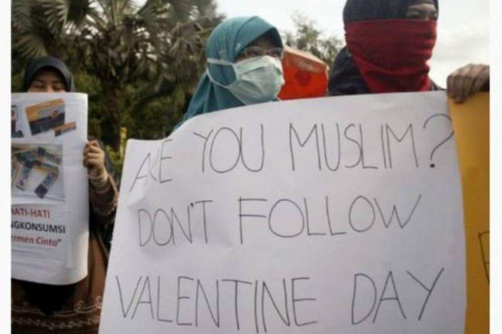Ινδονησία: Αφορμή για προγαμιαίο σεξ ο Άγιος Βαλεντίνος