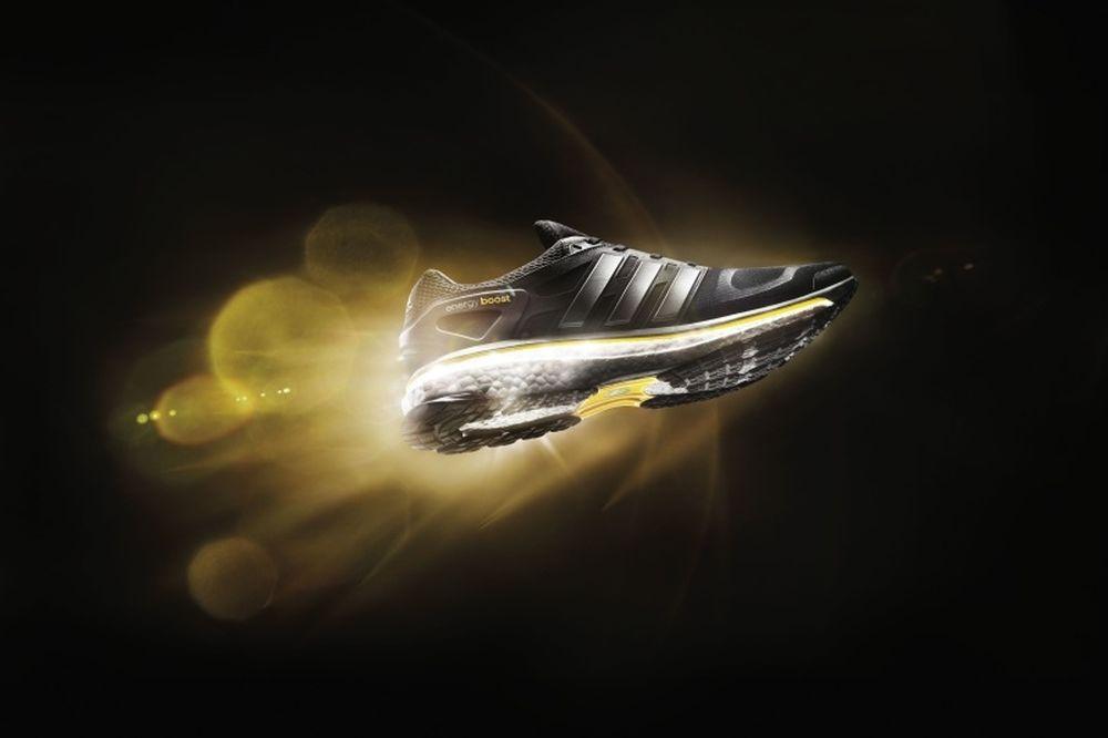BOOST: Η adidas φέρνει την επανάσταση στο τρέξιμο!