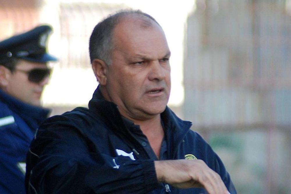 Βύζας Μεγάρων: Νέος προπονητής ο Φυντάνης