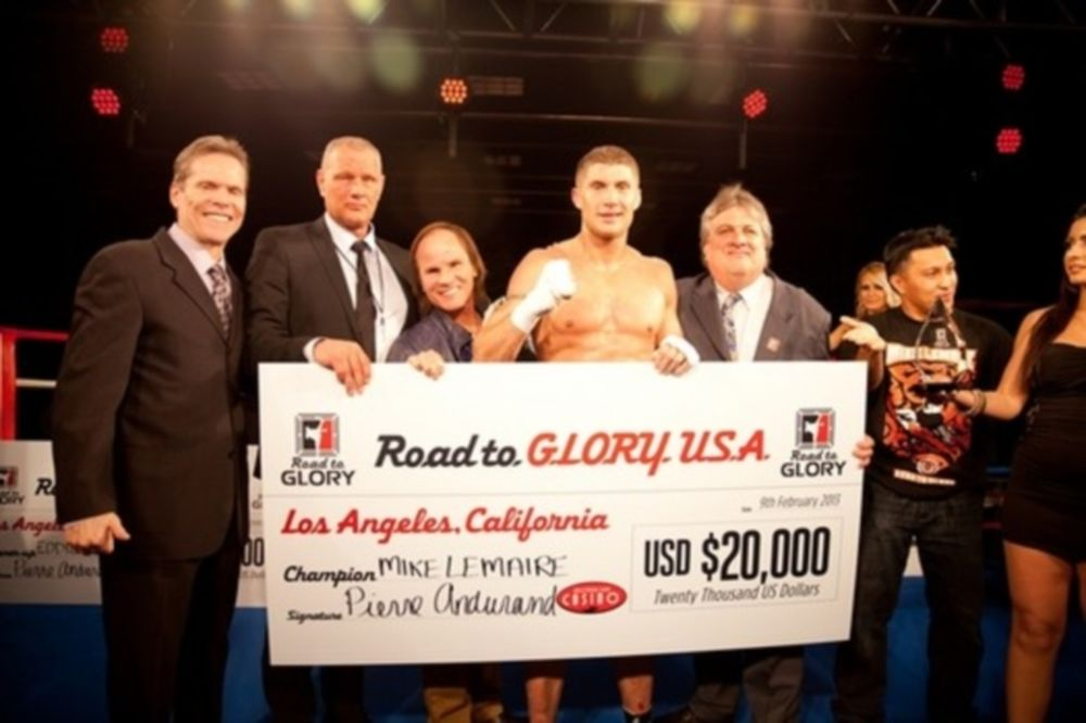 Road to GLORY USA: Έκπληξη από Lemaire (videos)