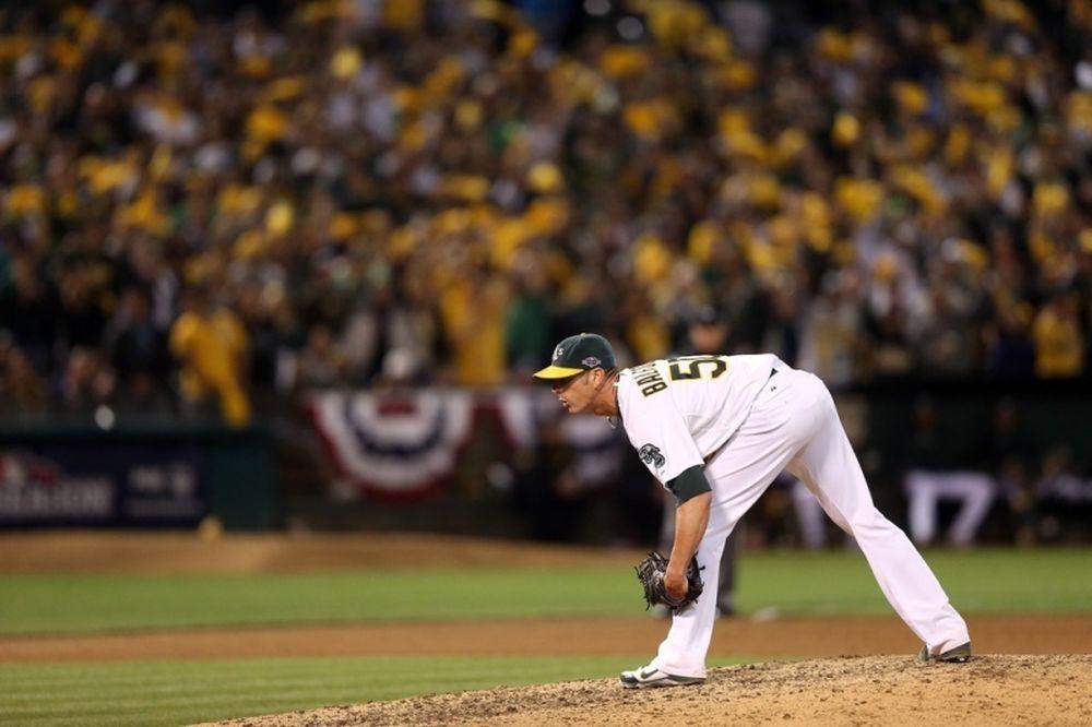 MLB: Εγχείρηση για Grant Balfour