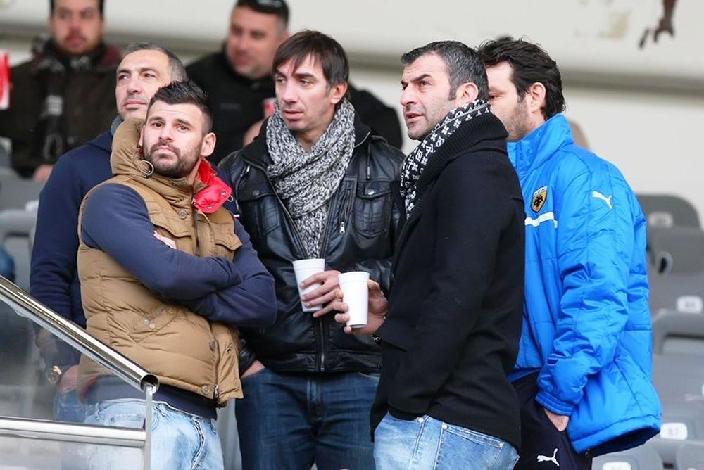 Μπορμπόκης: «Χτυπάει play-off η ΑΕΚ»