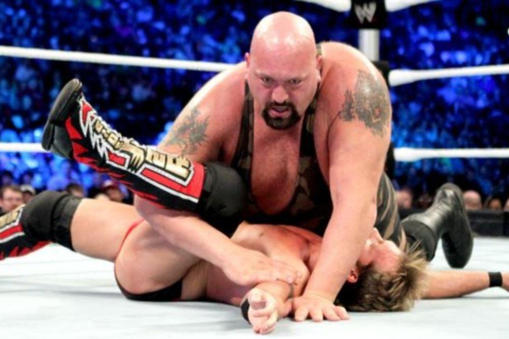 SmackDown: Οι φιλοδοξίες του Jericho (photos+videos)