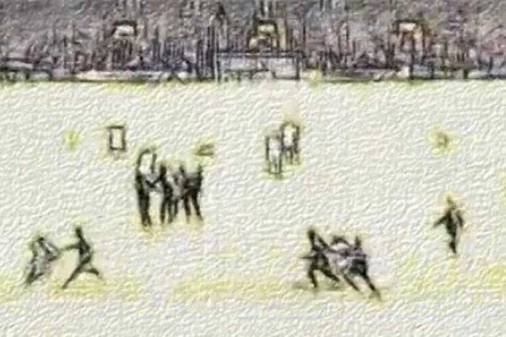 Τότεναμ – Λιόν: Όλα τα γκολ σε… καρτούν! (video)
