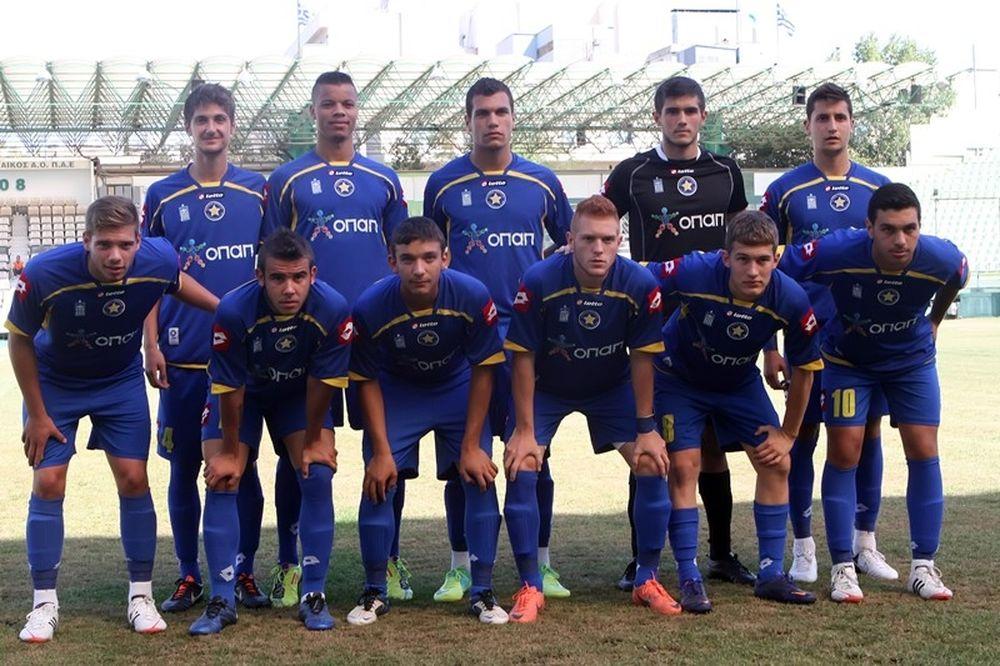 Βέροια – Αστέρας Τρίπολης 0-1 (Κ-20)