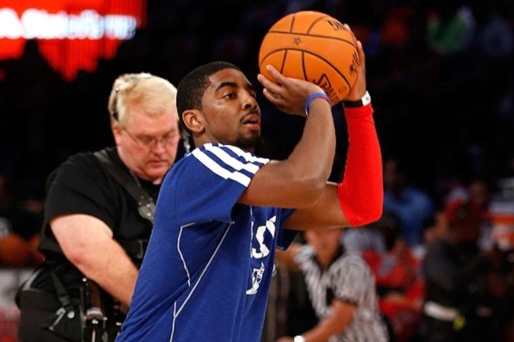 NBA All Star Game: «Καυτός» Έρβινγκ στον διαγωνισμό τρίποντων (videos)