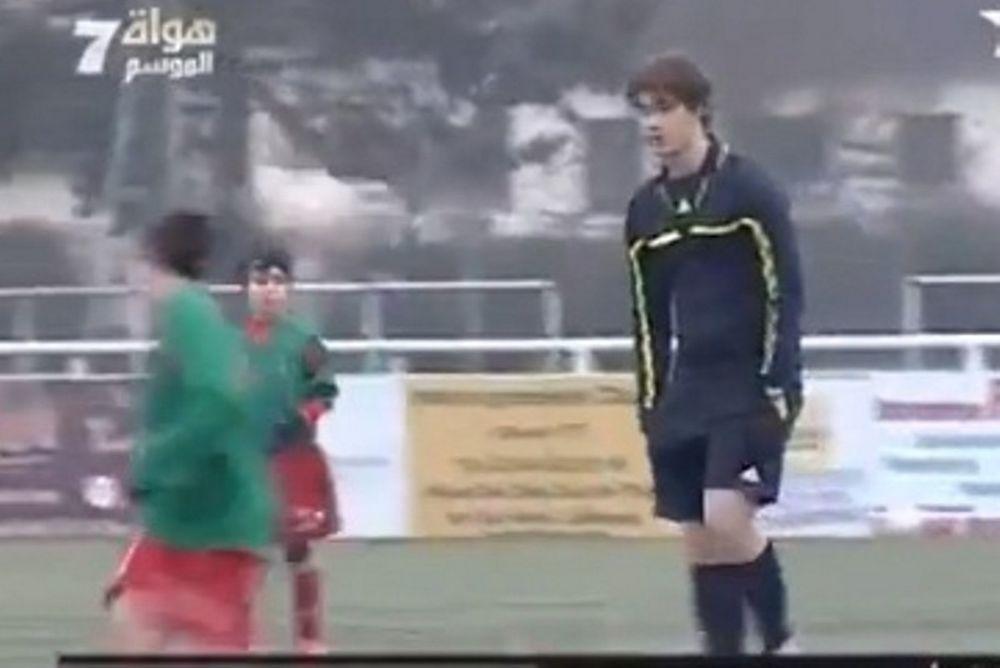 Μαρόκο: Ο πιο… τεμπέλης διαιτητής στον κόσμο! (video)