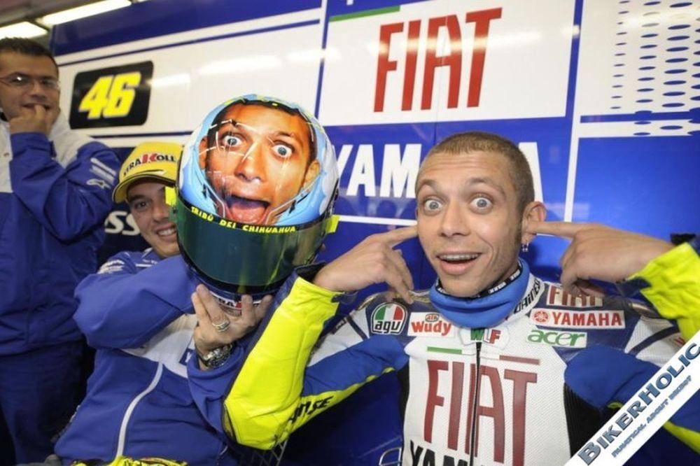 Χρόνια πολλά «Grande» Valentino Rossi
