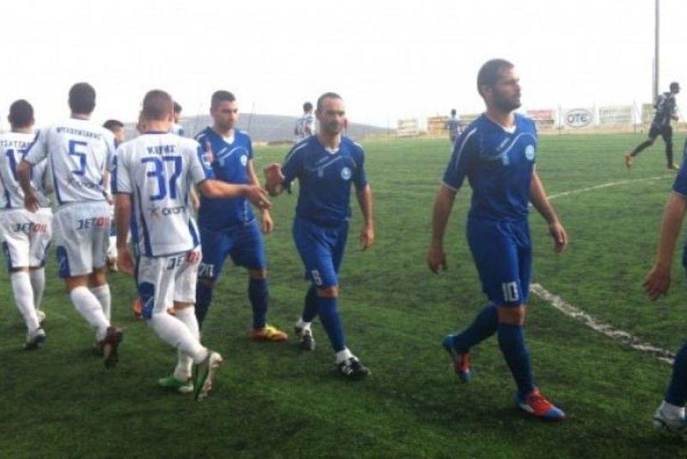 Νίκη παραμονής ο Ρούβας, 1-0 τη Καλαμάτα