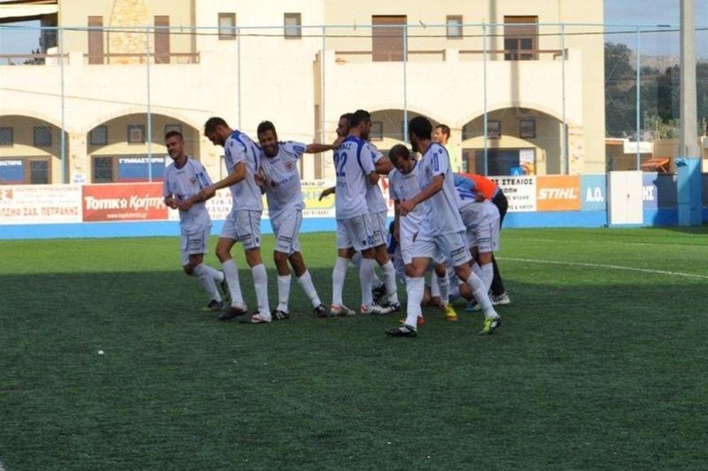 Νίκη ανόδου η Επισκοπή, 1-0 τον πρωτοπόρο Παναιγιάλειο