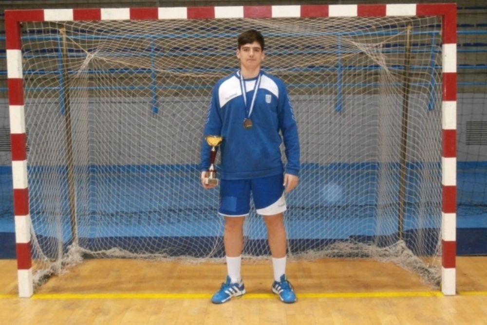 Μεσογειακό Τουρνουά Παίδων: MVP ο Σάββας!