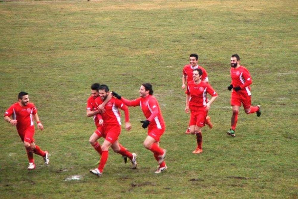 Μακεδονικός Κοζάνης-Κοζάνη 0-3