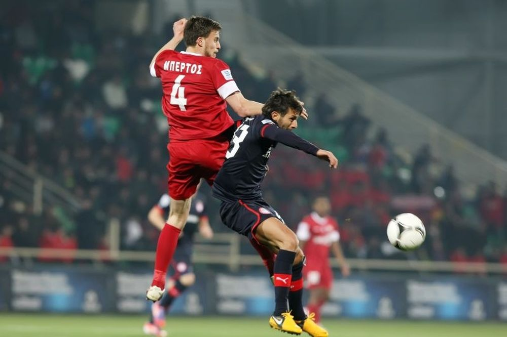 Skoda Ξάνθη-Ολυμπιακός 0-2: Τα Highlights της Nova