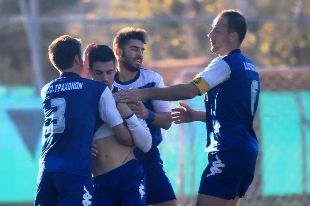 Τράχωνες-ΠΑΟ Ρουφ 3-1