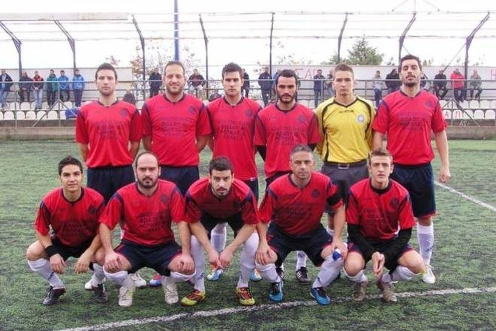 Παρνασσός-Πέλοπας Κιάτου 1-0