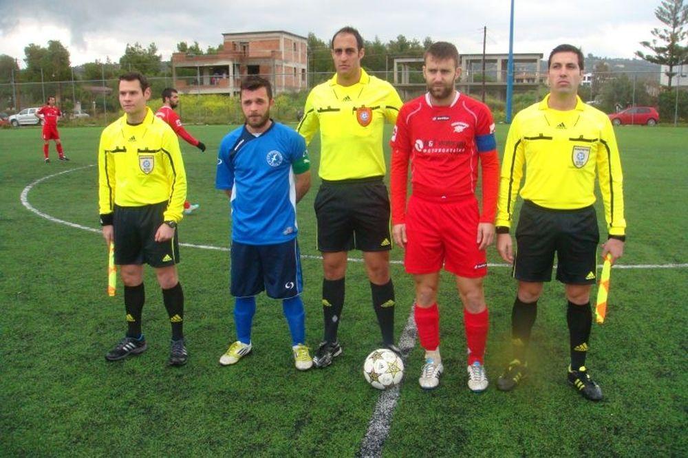 Πορτοχελιακός-Πανναυπλιακός 2-0