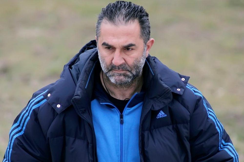 Μπεριτζάς: «Παλικάρια οι παίκτες του Τυρνάβου»