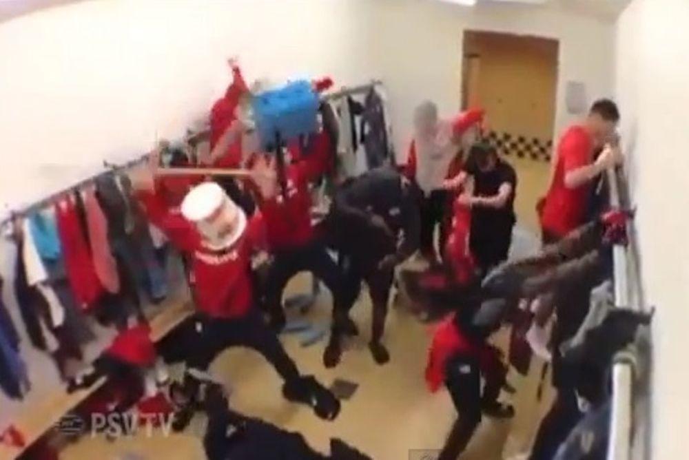 Αϊντχόφεν: Harlem Shake από τους νέους (video)