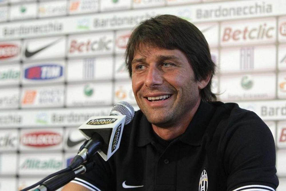 Ιταλία: Κορυφαίος προπονητής ο Κόντε!