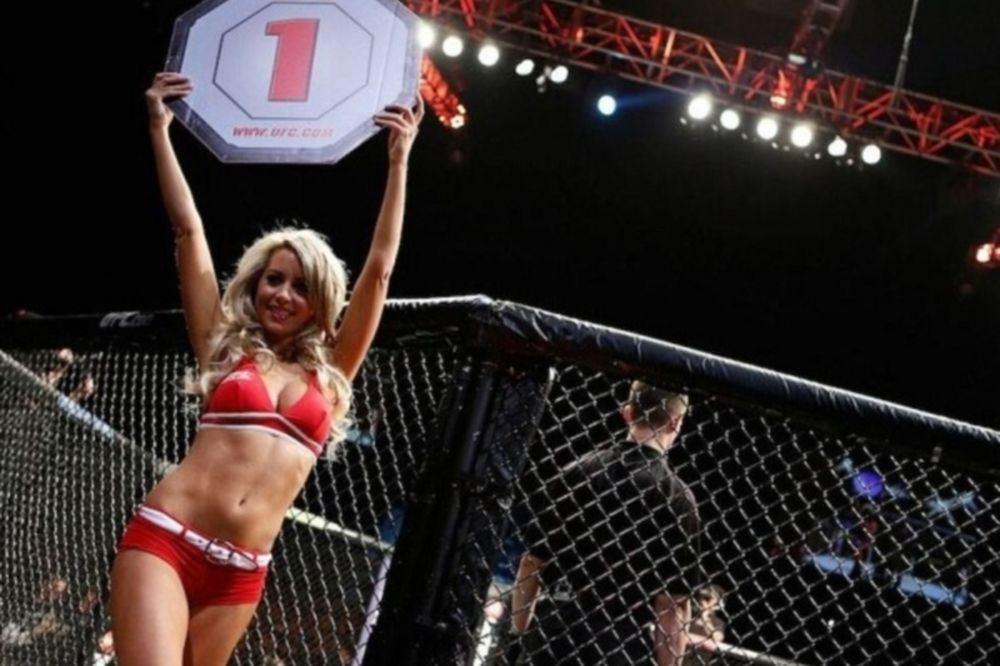 UFC on FUEL TV 7: Θετική η Carly Baker (photos+video)