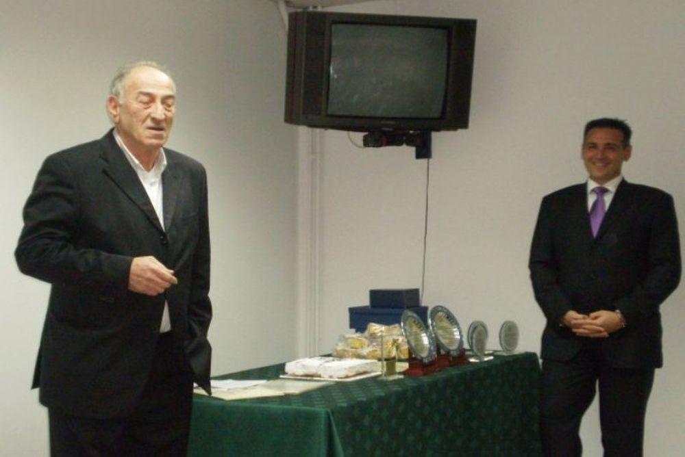 Απόλλωνας Πατρών: Νέα τιμή για Ανδρέα Μολφέτα