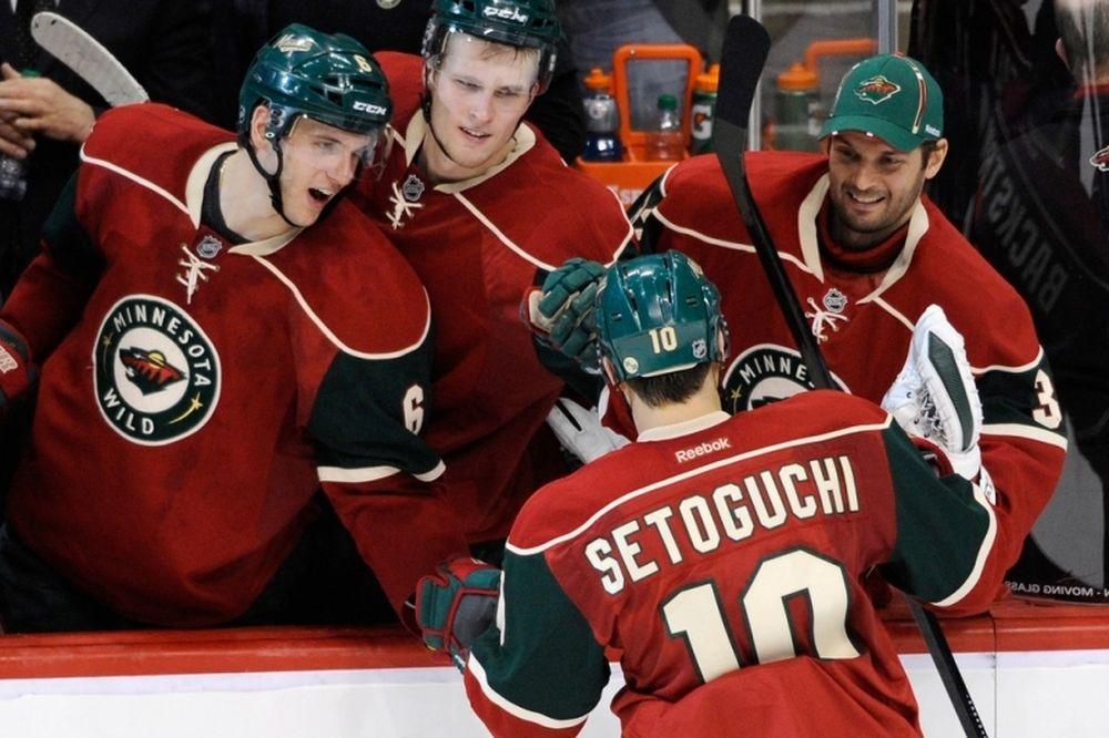NHL: Πρόστιμο σε Setoguchi (video)