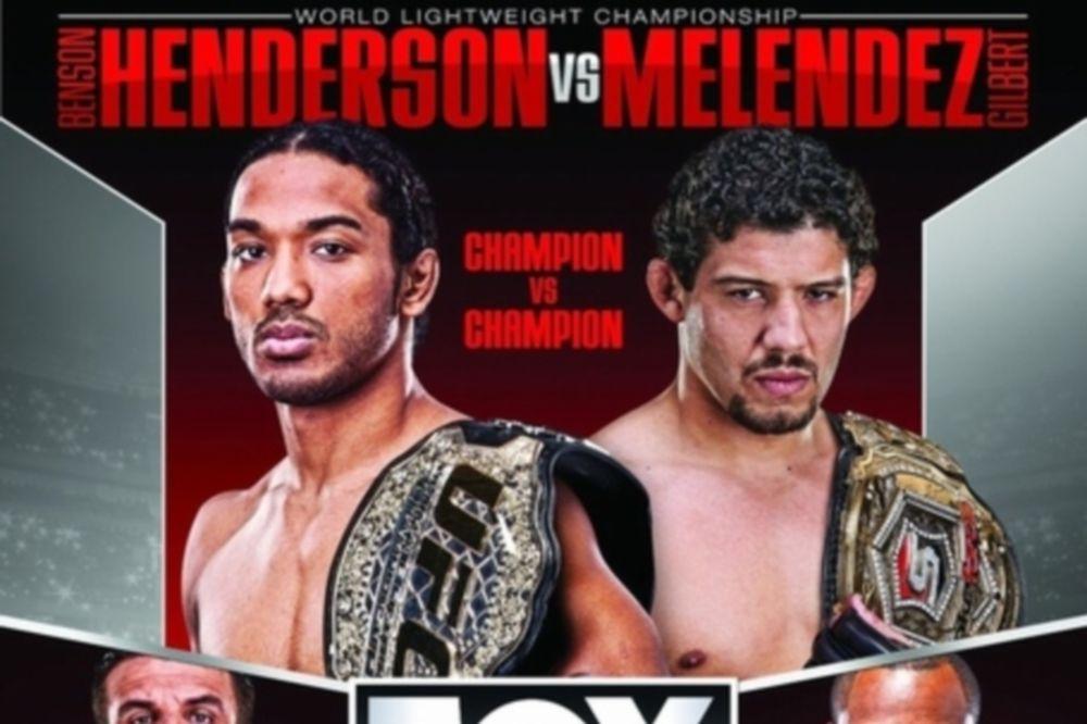 UFC on FOX 7: Πόστερ για «Henderson vs Melendez»