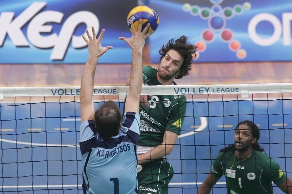 Volleyleague: Το πρόγραμμα και οι διαιτητές της 19ης αγωνιστικής