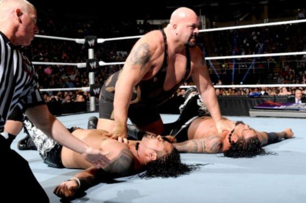 Main Event: Τρεις νίκες για τον Big Show (photos+videos)