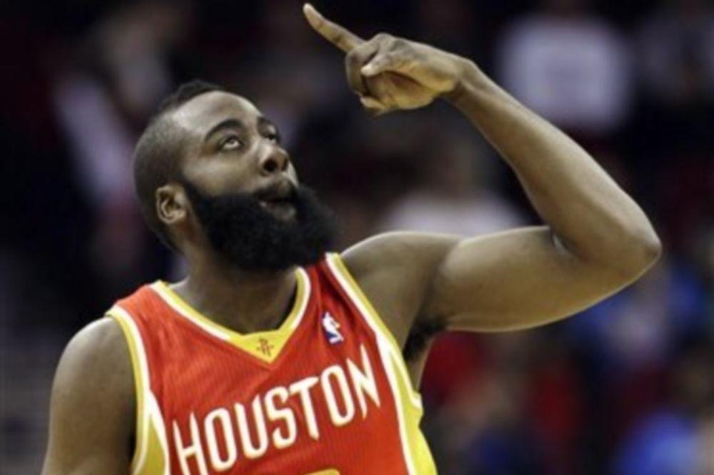 NBA: Ρεκόρ καριέρας για Χάρντεν (video)