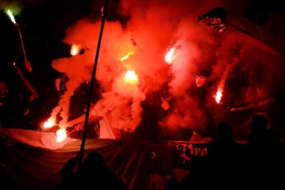 Μαχαιρώθηκαν οπαδοί της Γκλάντμπαχ