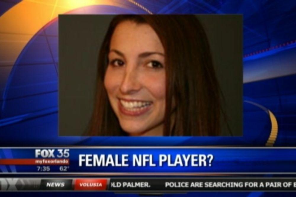 NFL: Η πρώτη γυναίκα… kicker