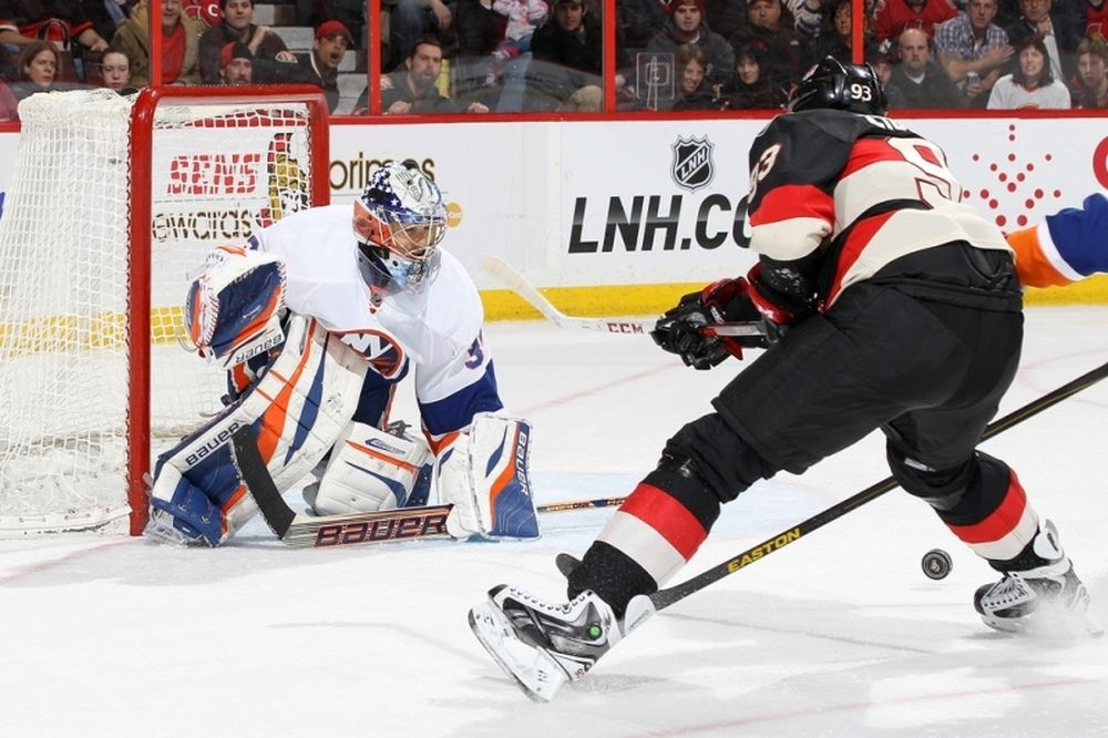 NHL: Τελειώνουν DiPietro οι Άιλαντερς