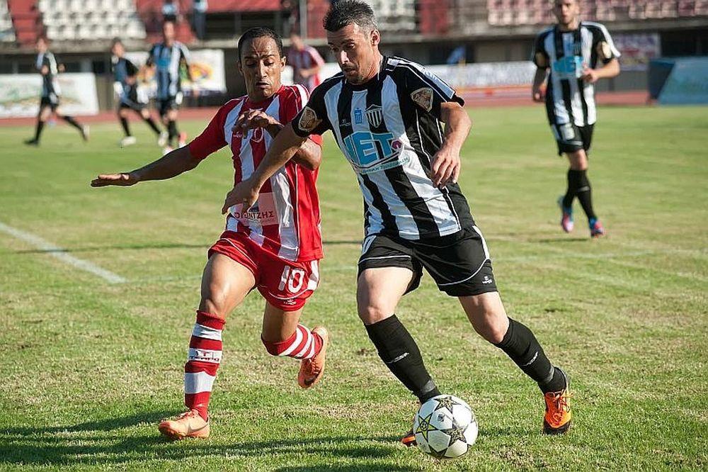 Football League 2: Ισόπαλα τα ντέρμπι, νίκη για Καλαμαριά