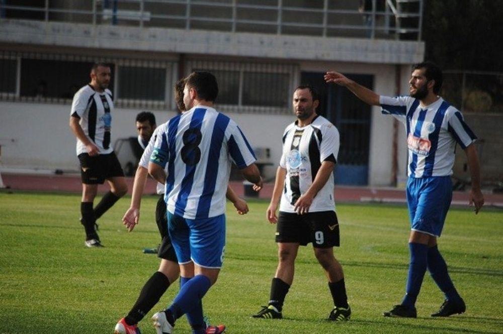 Αναγ. Ιεράπετρας-OΦ Ιεράπετρας 0-0
