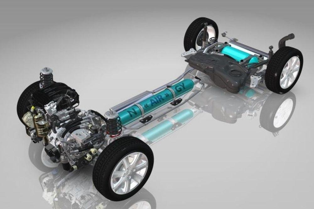 Citroën Hybrid Air Tecnology