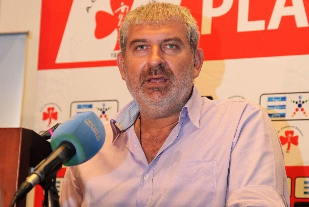 Πλατανιάς: «Μοίρασε» συγχαρητήρια ο Βαρουξάκης