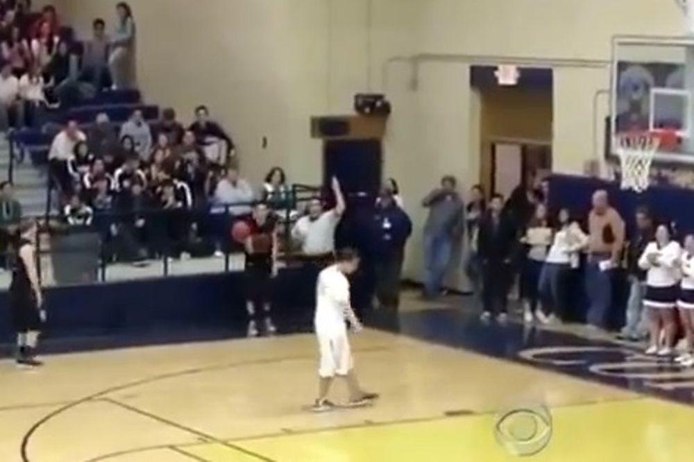 ΗΠΑ: Παίκτης με νοητική στέρηση σκόραρε μετά από πάσα αντιπάλου! (video)