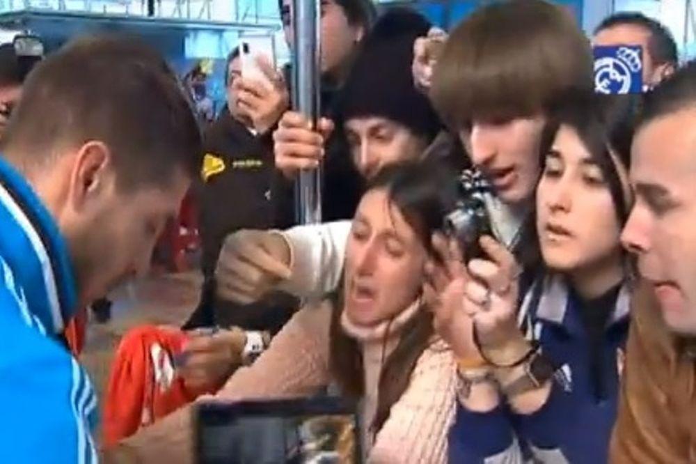 Ρεάλ Μαδρίτης: Αποθέωση στη Βαρκελώνη (video)