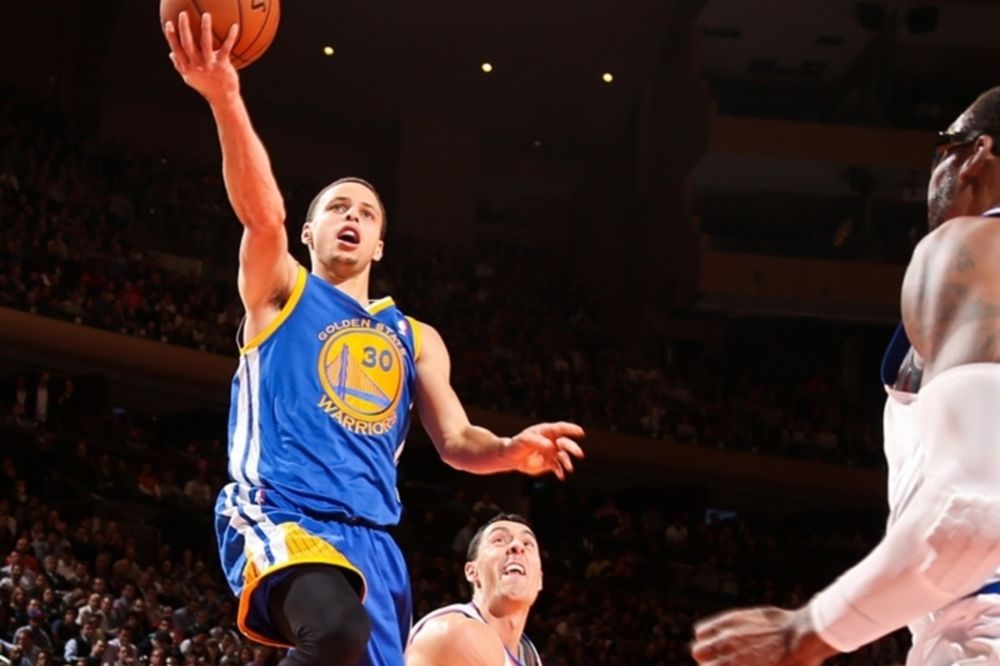 NBA: Αποτυχημένο «54άρι» για Κάρι