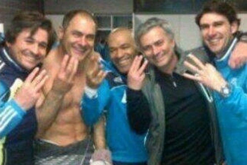 Ρεάλ Μαδρίτης: Τα... τρία του Μουρίνιο! (photos)